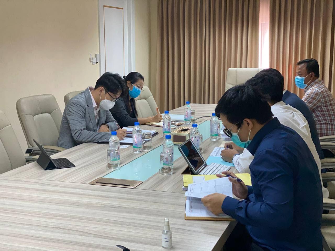 Meeting about e-public procurement20210114-3.jpg