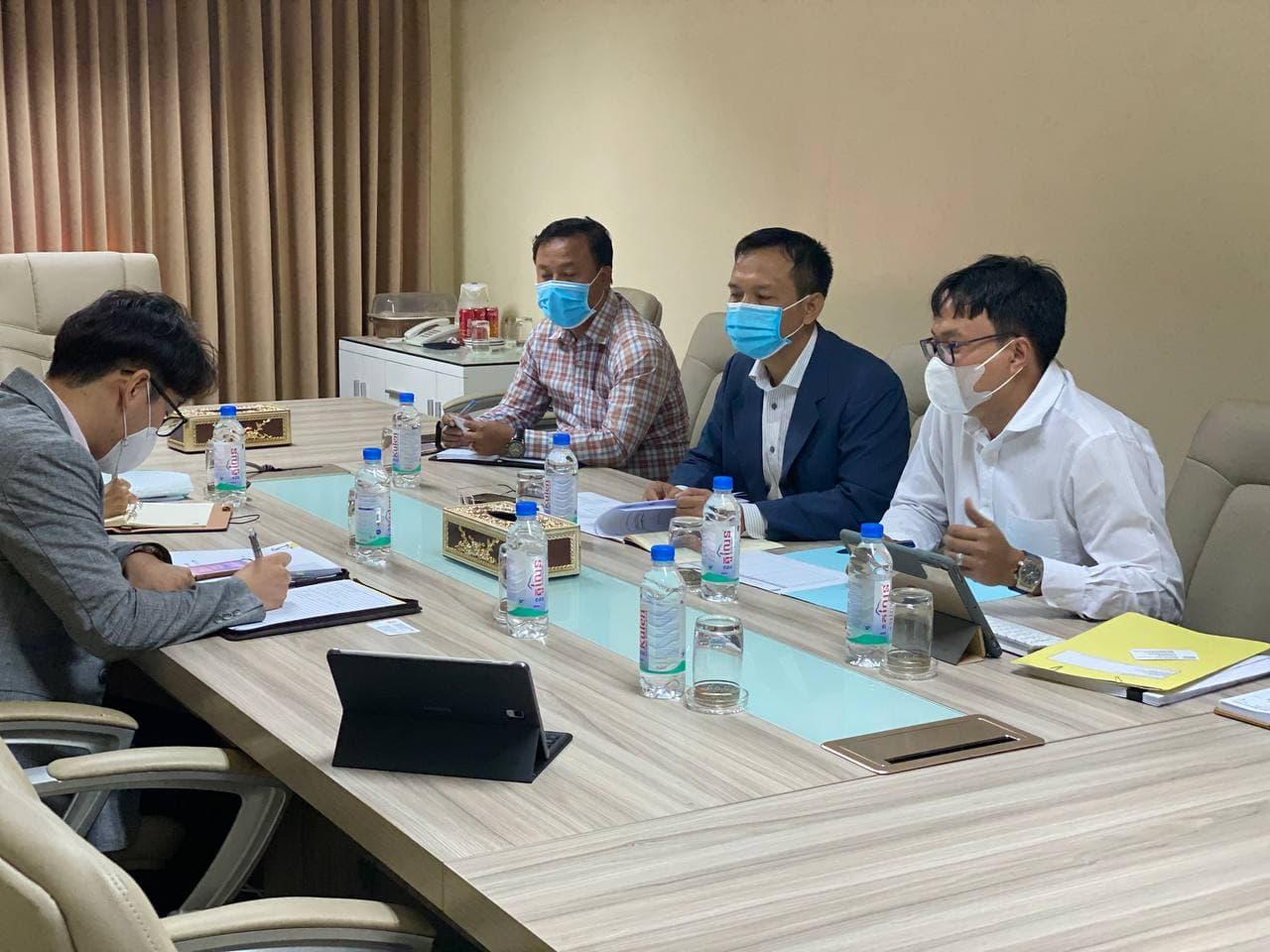 Meeting about e-public procurement20210114-2.jpg